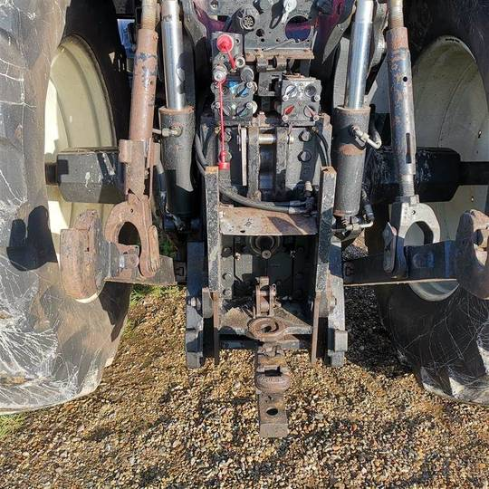 New Holland Tg 285 Ss Frontlift - 2005