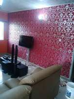 Fifteen years guaranteed wallpaper collections.