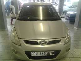 2010 Hyundai i20 1.4 fluid for sale R85 000