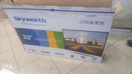 Skyworth 32 inch smart and digital led tv, brand new.