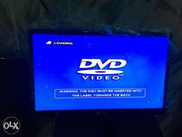 Uk fairly used 21 inch LED with a DVD player
