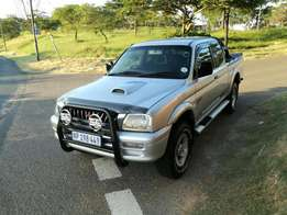 Colt mitsubishi 2.8 tdi 4×4 club cab for sale