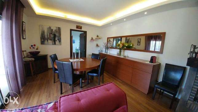 Ballouneh 350m2 - high end - brand new - apartment for sale بلونة -  8