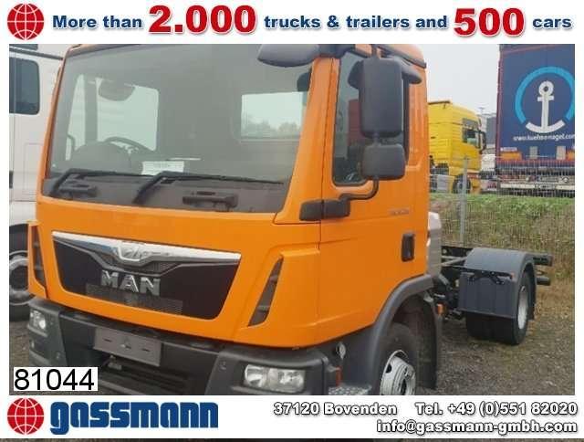 MAN Tgl 12.220 4x2 Bl - 2007