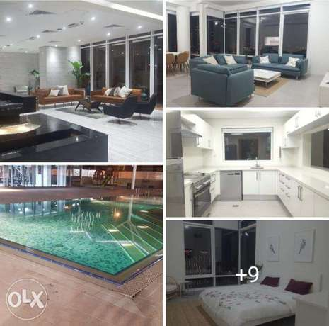 Dasman - Ultra Deluxe Brand New 2&3 BR with Stunning Sea View