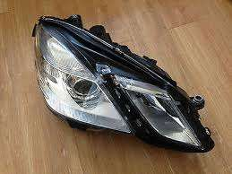 Headlight Mercedez E300