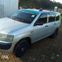 Clean probox for sale at Meru