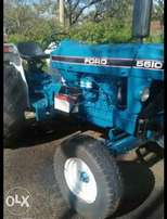 Used Ford tractors from Britan