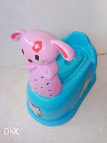10/5 Musical Baby potty