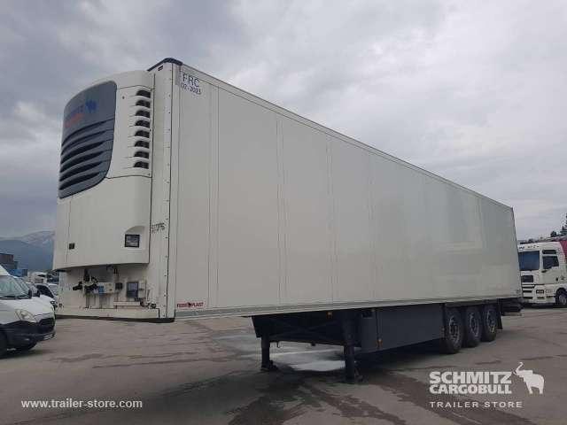 Schmitz Cargobull Tiefkühlkoffer Blumen - 2017