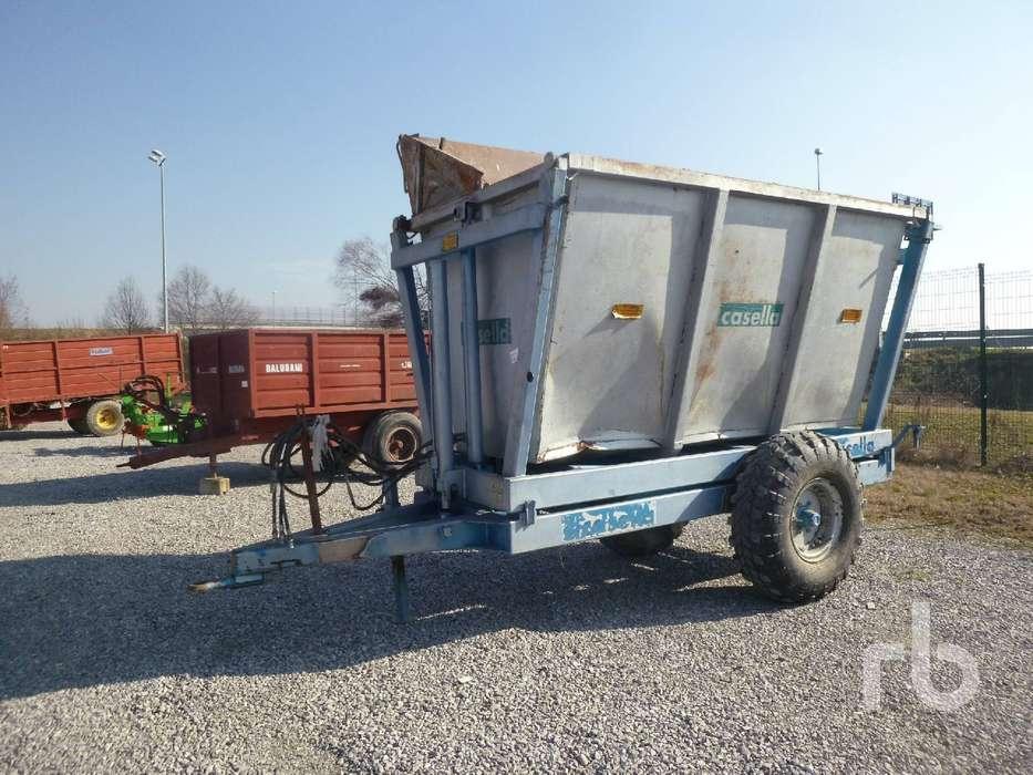 Casella Cpl60 Agricultural Wagon
