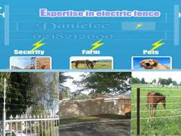 High quality Electric fencing at Danielec