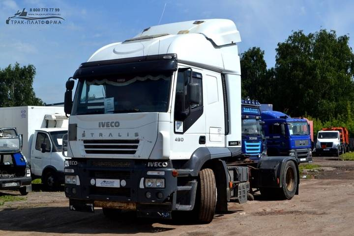 Iveco Stralis AT440S43T PRR - 2019