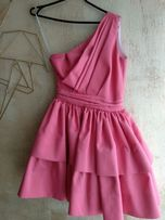 b678651dd13f Sukienka LOU Celine XS na jedno ramię