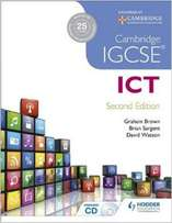 IGCSE ICT second edition by Brian Sargent