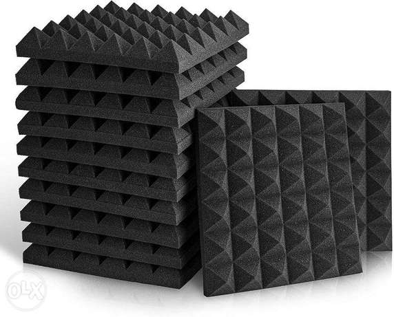 Soundproof Foam Sound Insulation Panel (6pcs)