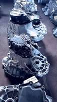 Ford Fiesta 5spd Gearbox For Sale!