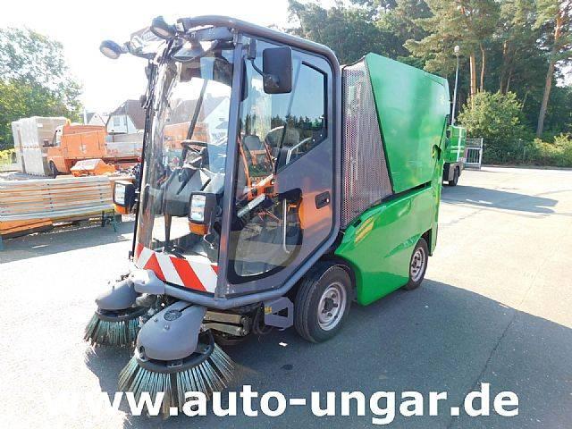 Schmidt Applied Sweeper Green Machines  500 ZE elektro - 2012