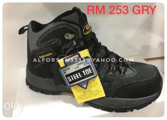 Road-mate Safety Shoes Steel Toe