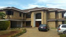 Beautiful 5 bedroom house in a gated community in Runda