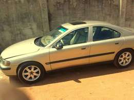 A Volvo S60 model for sale