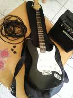 Telefunken electric guitar