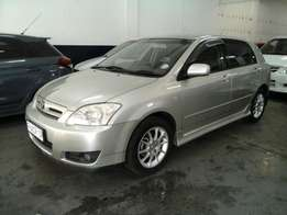 2006 model toyota runx 1.8rs hatchback,89 000km,silver,for sale