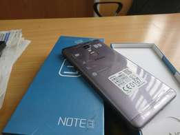 Brand new Infinix Note 3 in ashop,13 months warranty