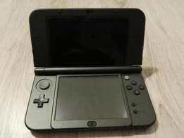 Nintendo 3ds XL and 5 games