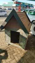 Dog Kennel (Solid Wood)