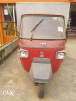Piaggio Ape Tricycle Van