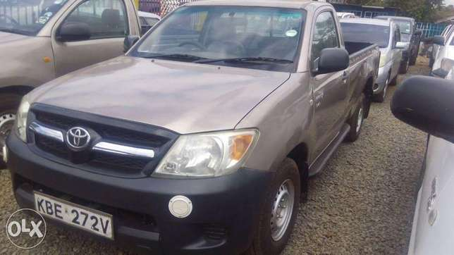 Toyota hilux for quick sale Allsops - image 2