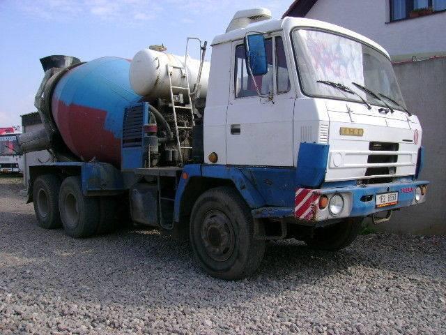 Tatra 815 P 2 MIX (ID5542) - 1984