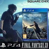 Final Fantasy XV: Day One Edition (PS4) for sale at GAMING4GEEKS.