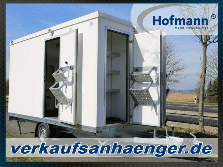Hofmann bürowagen toilettenwagen 1200kggg