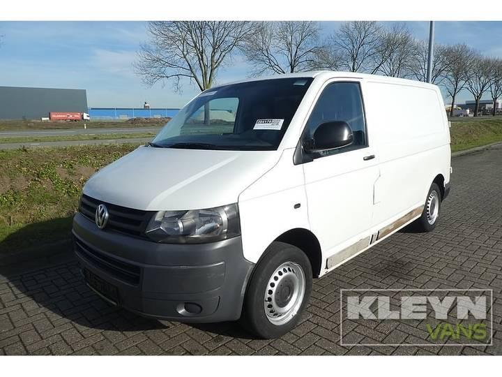 Volkswagen TRANSPORTER 2.0 TDI koeler, 161 dkm. - 2011