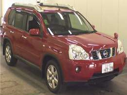 2010 Nissan X-trail Hyper Roof 4WD