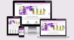 Website Design ONLY R 2 999, once off! | Logo Design | Domain Name | H
