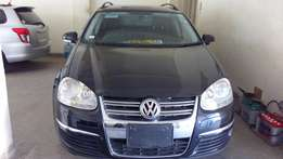 Fully loaded Black Volkswagen Golf On Sale