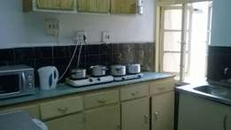 Fully furnished female student accomodation in Durban city. R1200.