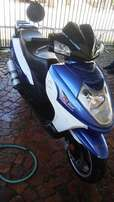 BBscoot 150cc daily driver