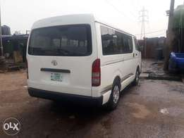 Nigeria used Toyota haice bus 4sell