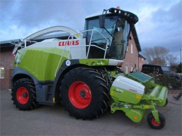 Claas 950 Forager - 2017