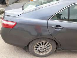 Rarely used 2009 toyota camry
