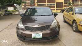 Kia Rio 2014 Model Used1