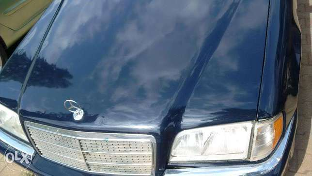 mercedes benz in a clean shape just a buy and drive Asokoro - image 6