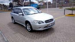 Subaru legacy BP5 B-Sport very very clean