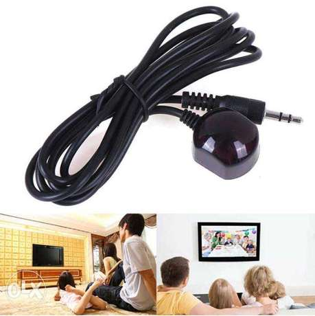 1.2meter IR blaster cable, 3.5mm Extension Cable