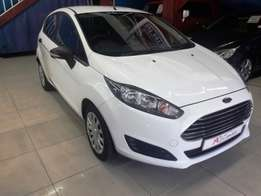 2015 Ford Fiesta 1.0 Ecoboost Ambiente AUTOMATIC