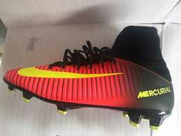 Nike Mercurial high top boots